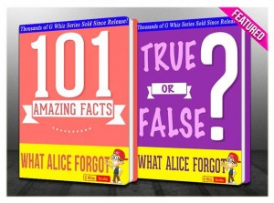 Baixar What alice forgot – 101 amazing facts & true or pdf, epub, eBook