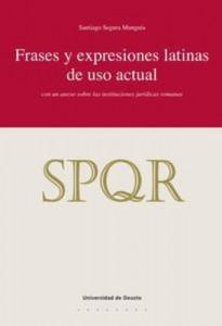Baixar Frases y expresiones latinas de uso actual pdf, epub, eBook