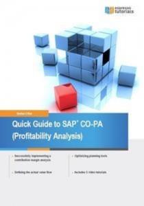 Baixar Quick guide to co-pa (profitability analysis) pdf, epub, ebook
