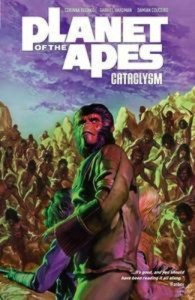 Baixar Planet of the apes: cataclysm vol. 3 pdf, epub, eBook