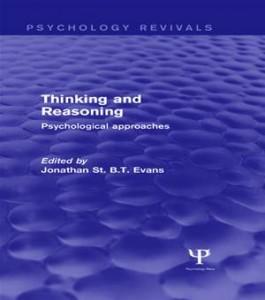 Baixar Thinking and reasoning (psychology revivals) pdf, epub, eBook