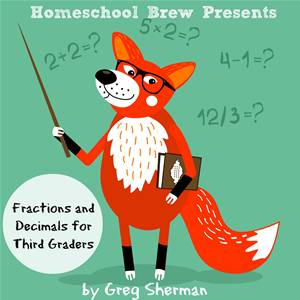 Baixar Fractions and decimals for third graders pdf, epub, eBook