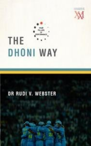 Baixar Dhoni way : the four pillars of performance, the pdf, epub, ebook