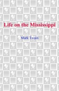Baixar Life on the mississippi pdf, epub, ebook