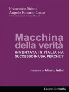 Baixar Macchina della verita: inventata in italia ha pdf, epub, eBook