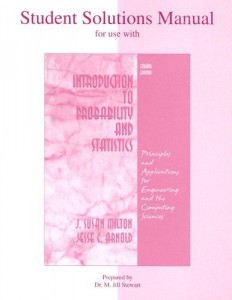 Baixar Introduction to probability and statistics pdf, epub, eBook