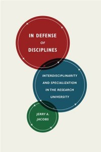 Baixar In defense of disciplines pdf, epub, eBook
