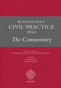 Baixar Blackstone's civil practice 2014: the commentary pdf, epub, eBook