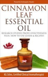 Baixar Cinnamon leaf essential oil research studies pdf, epub, eBook