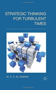 Baixar Strategic thinking for turbulent times pdf, epub, eBook