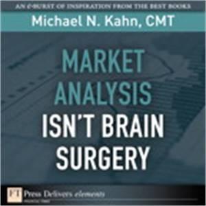 Baixar Market analysis isn't brain surgery pdf, epub, eBook