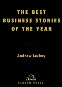 Baixar Best business stories of the year: 2002 pdf, epub, eBook