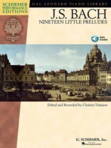 Baixar Johann sebastian bach – nineteen little preludes pdf, epub, eBook