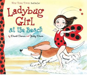 Baixar Ladybug girl at the beach pdf, epub, ebook