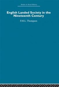 Baixar English landed society in the nineteenth century pdf, epub, eBook