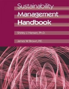 Baixar Sustainability management handbook pdf, epub, ebook