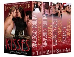 Baixar Merry menage kisses boxed set pdf, epub, eBook