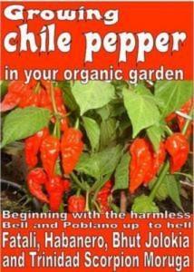 Baixar Growing chile pepper in your organic garden pdf, epub, ebook