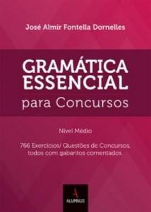 Baixar Gramática Essencial para Concursos 20 pdf, epub, ebook
