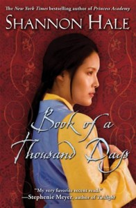 Baixar Book of a thousand days, the pdf, epub, ebook