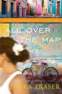 Baixar All over the map pdf, epub, ebook