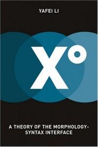 Baixar X0 – a theory of the morphology-syntax interface pdf, epub, eBook