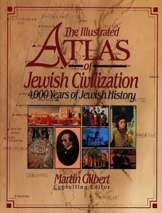 Baixar Illustred atlas of jewish civilization, the pdf, epub, eBook