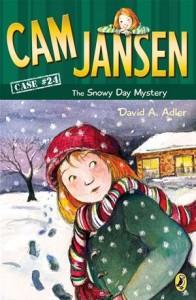 Baixar Cam jansen: the snowy day mystery #24 pdf, epub, eBook