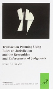 Baixar Transaction planning using rules on jurisdiction pdf, epub, eBook