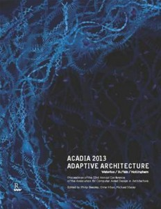 Baixar Acadia 2013 adaptive architecture pdf, epub, eBook