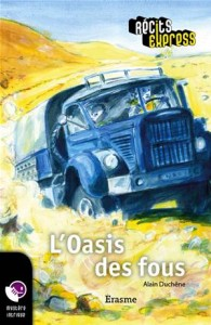 Baixar L'oasis des fous pdf, epub, eBook