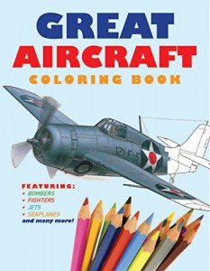 Baixar Great aircraft coloring book pdf, epub, eBook