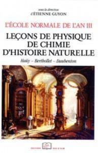Baixar L'ecole normale de l'an iii. vol. 3, lecons de pdf, epub, eBook