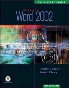 Baixar Word 2002, introductory pdf, epub, eBook