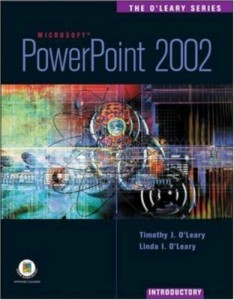 Baixar Powerpoint 2002, introductory pdf, epub, eBook