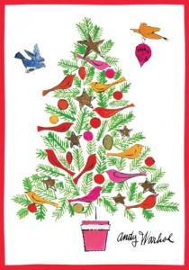 Baixar Warhol christmas tree holiday half note pdf, epub, eBook