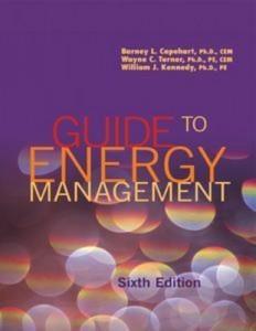 Baixar Guide to energy management, 6th edition pdf, epub, ebook