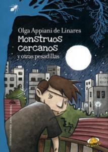 Baixar Monstruos cercanos y otras pesadillas pdf, epub, eBook