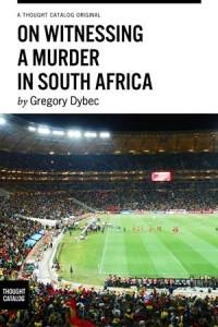 Baixar On witnessing a murder in south africa pdf, epub, eBook