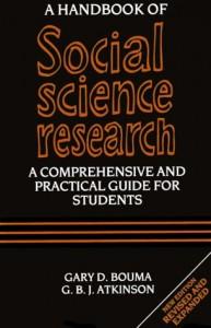 Baixar Handbook of social science research pdf, epub, eBook