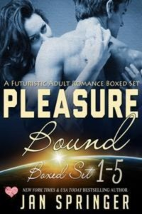 Baixar Pleasure bound : a futuristic adult romance pdf, epub, eBook