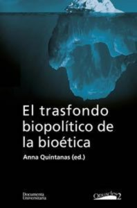 Baixar Trasfondo biopolitico de la bioetica, el pdf, epub, eBook