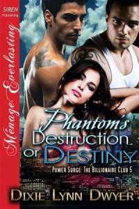 Baixar Phantom's destruction or destiny pdf, epub, eBook