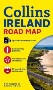Baixar Collins ireland road map pdf, epub, eBook