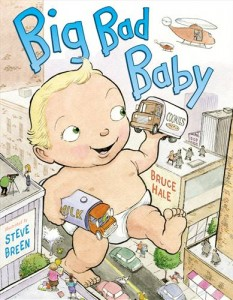 Baixar Big bad baby pdf, epub, ebook