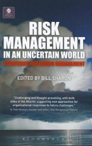 Baixar Risk management in an uncertain world pdf, epub, eBook
