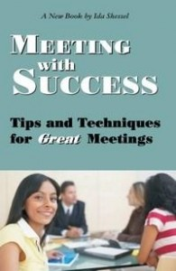 Baixar Meeting with Success: Tips and Techniques for Great Meetings pdf, epub, eBook