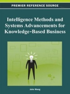 Baixar Intelligence Methods and Systems Advancements for Knowledge-Based Business pdf, epub, eBook
