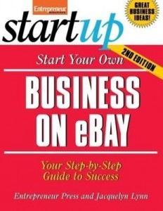 Baixar Start Your Own Business on eBay: Your Step-By-Step Guide to Success pdf, epub, eBook