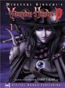 Baixar Hideyuki Kikuchi's Vampire Hunter D Vol. 1 pdf, epub, eBook
